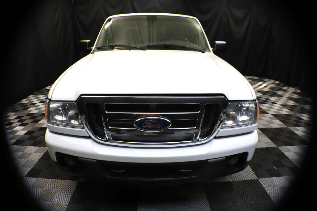 2011 FORD RANGER SUPER CAB XLT for sale at Solid Rock Auto Group