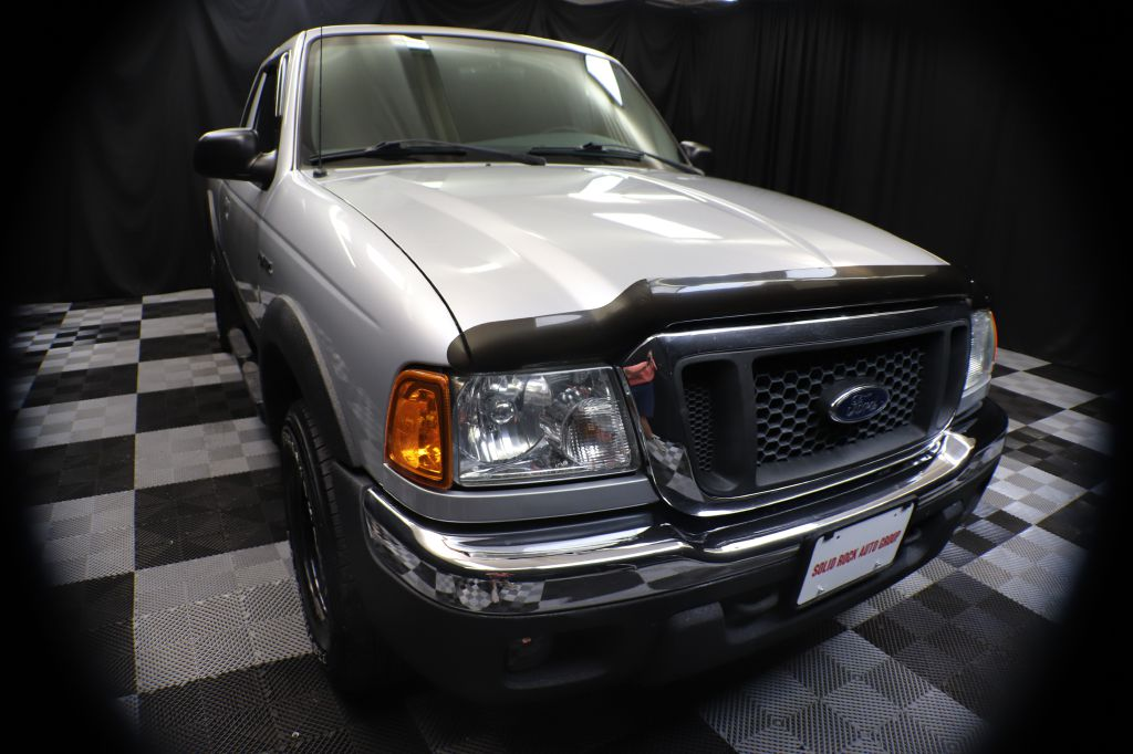 2005 FORD RANGER SUPER CAB XLT for sale at Solid Rock Auto Group