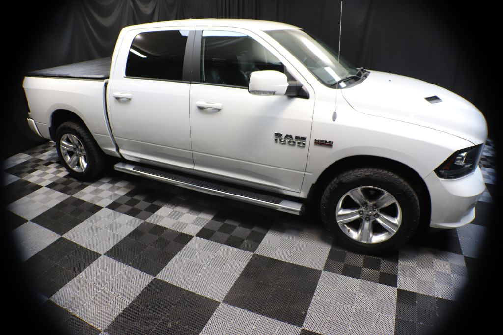 2013 RAM 1500 SPORT for sale at Solid Rock Auto Group