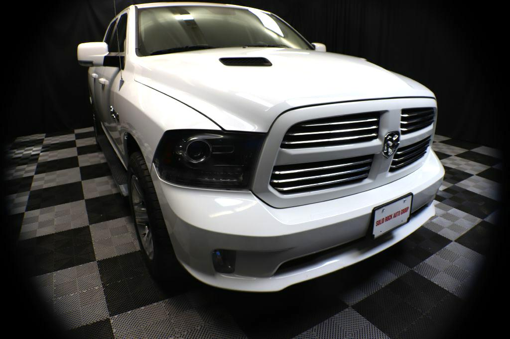 2013 RAM 1500 for sale at Solid Rock Auto Group