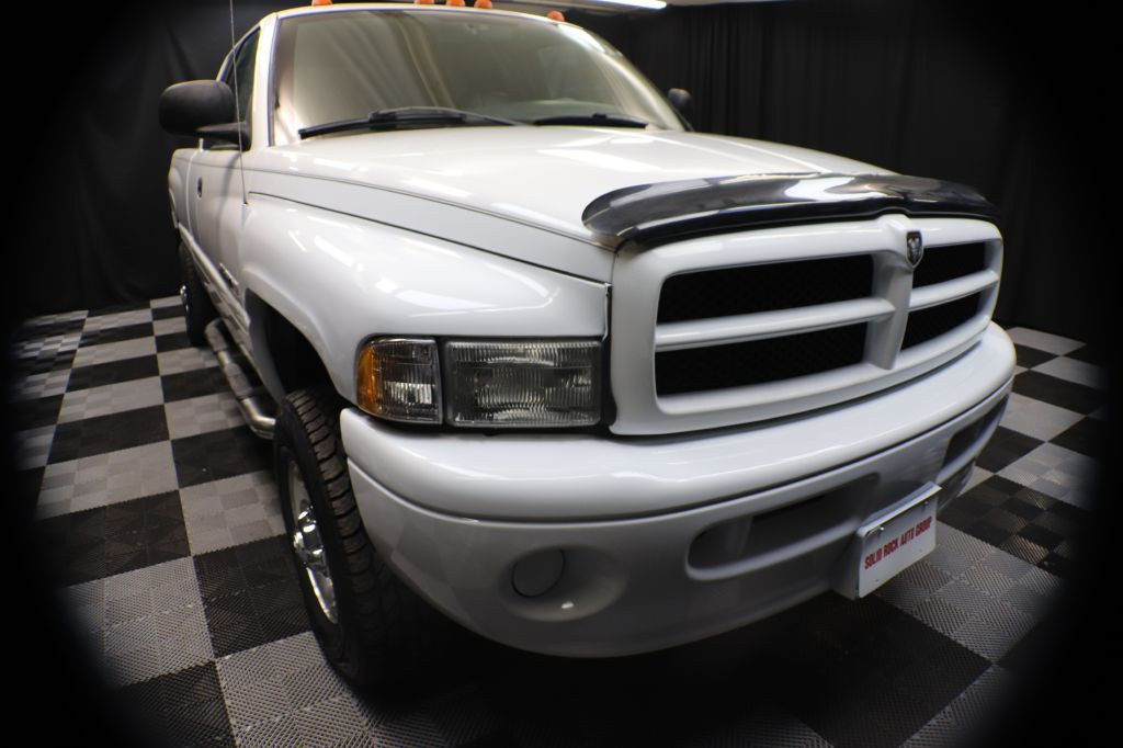 2002 DODGE RAM 2500 for sale at Solid Rock Auto Group