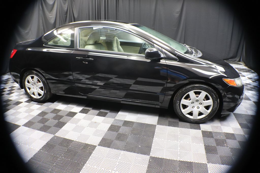 2006 HONDA CIVIC LX for sale at Solid Rock Auto Group