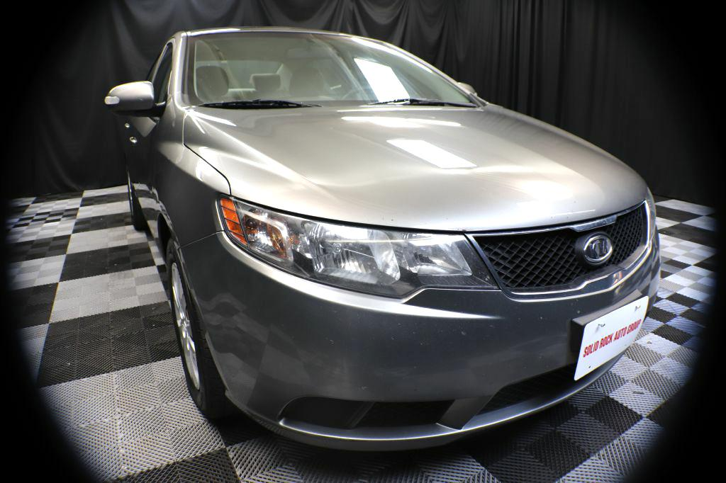 2010 KIA FORTE EX for sale at Solid Rock Auto Group