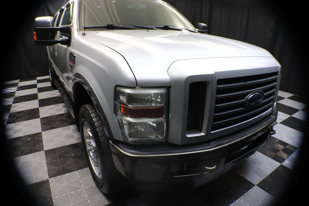 2009 FORD F350 for sale at Solid Rock Auto Group