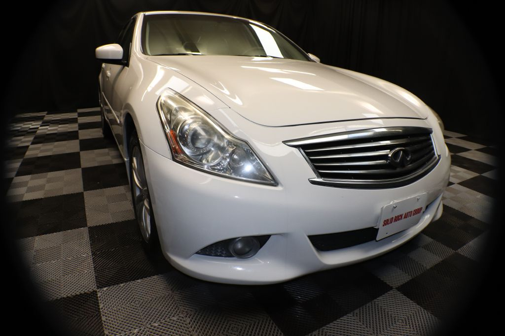 2010 INFINITI G37  for sale at Solid Rock Auto Group