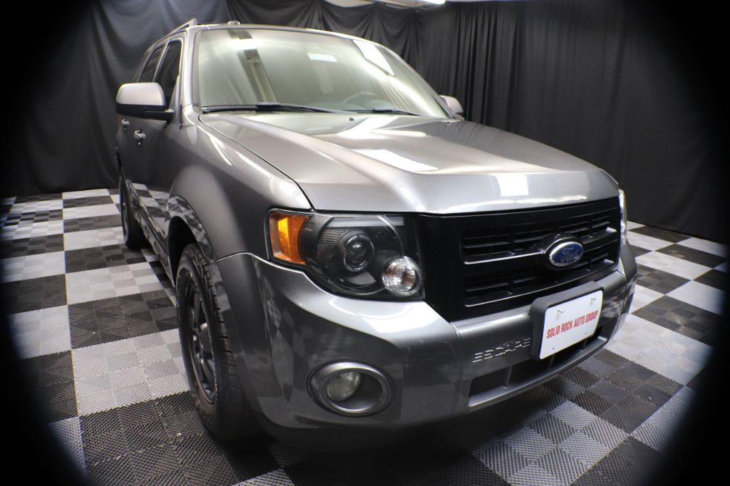 2011 FORD ESCAPE XLT for sale at Solid Rock Auto Group