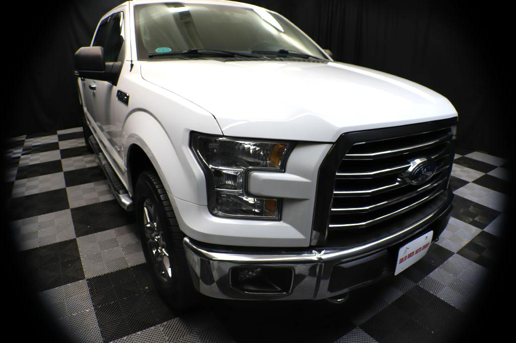 2016 FORD F150 for sale at Solid Rock Auto Group