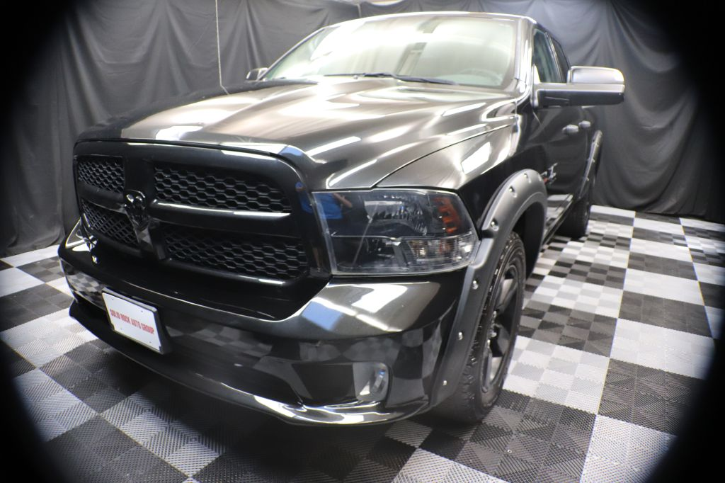 2017 RAM 1500 ST for sale at Solid Rock Auto Group