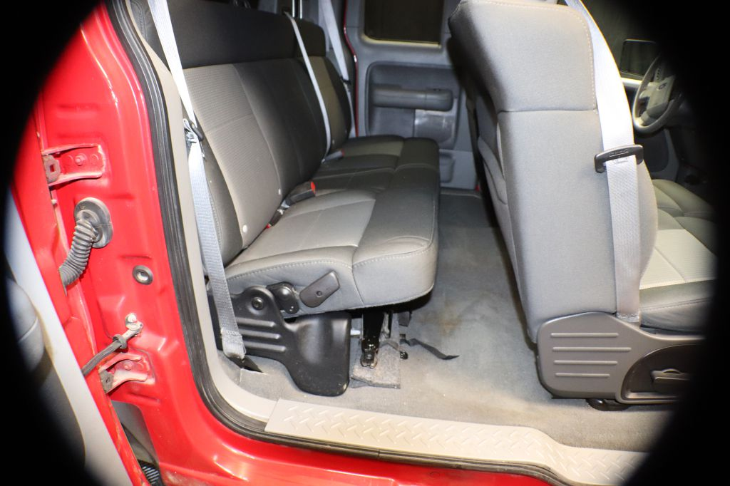 2007 FORD F150 SUPERCAB  XLT for sale at Solid Rock Auto Group