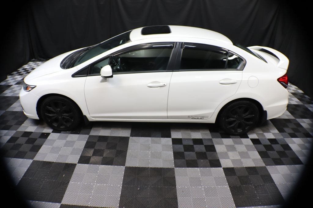 2013 HONDA CIVIC SI for sale at Solid Rock Auto Group