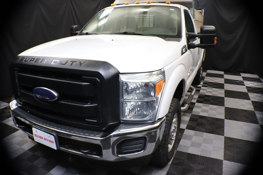 2011 FORD F250 SUPER DUTY for sale at Solid Rock Auto Group