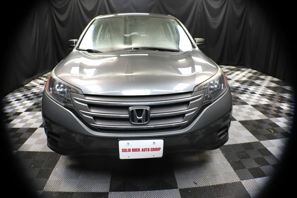 2014 HONDA CR-V LX for sale at Solid Rock Auto Group