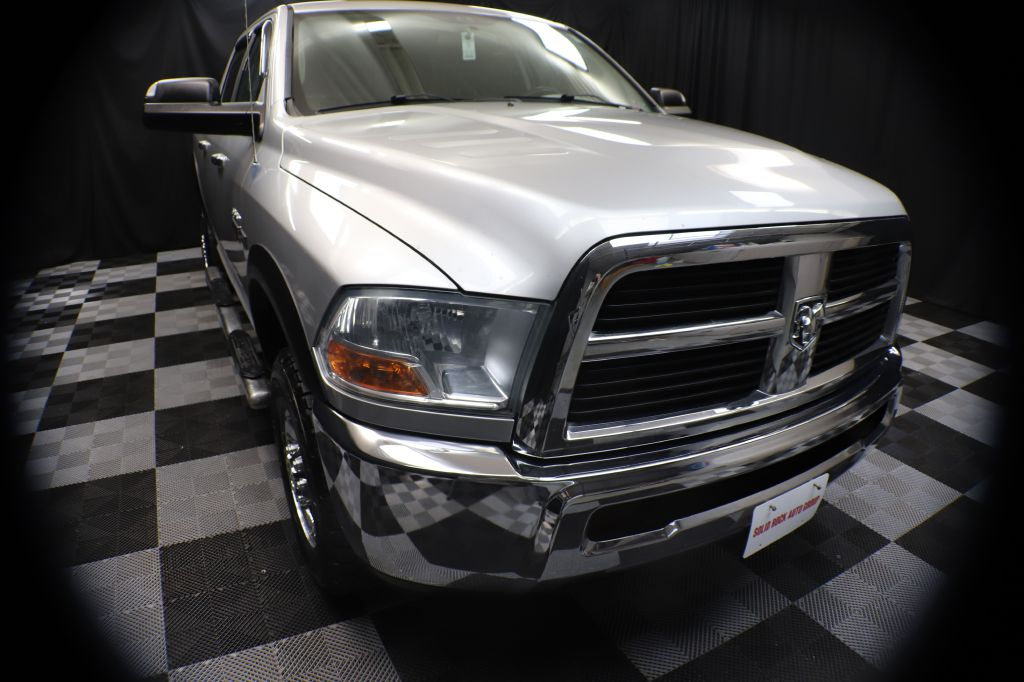 2011 DODGE RAM 2500 for sale at Solid Rock Auto Group