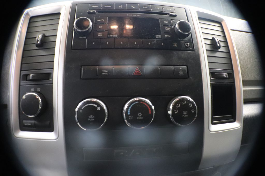 2011 DODGE RAM 2500 CREW CAB SLT for sale at Solid Rock Auto Group