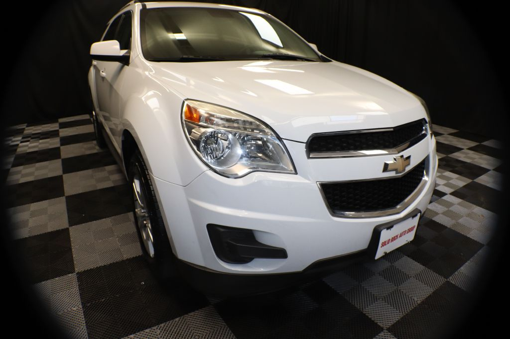 2014 CHEVROLET EQUINOX for sale at Solid Rock Auto Group