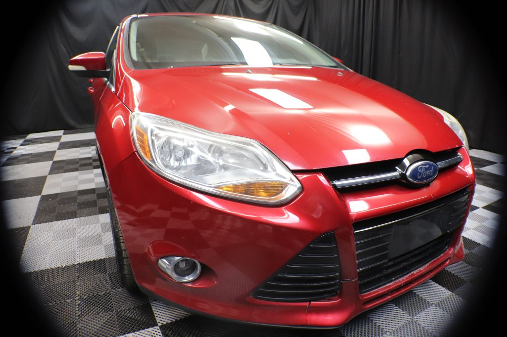 2012 FORD FOCUS for sale at Solid Rock Auto Group