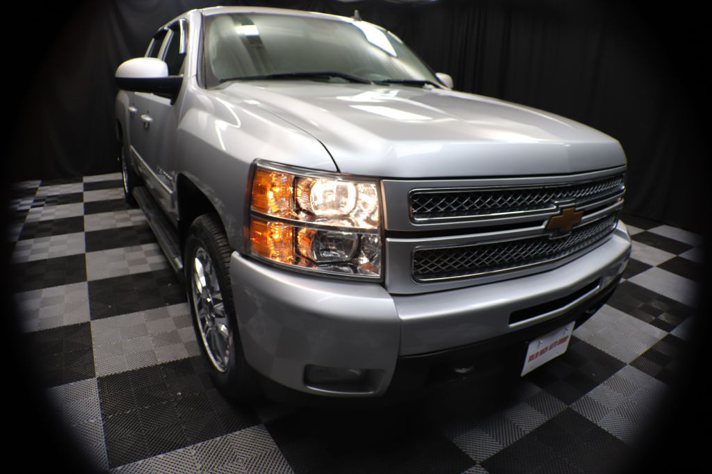 2013 CHEVROLET SILVERADO 1500 for sale at Solid Rock Auto Group