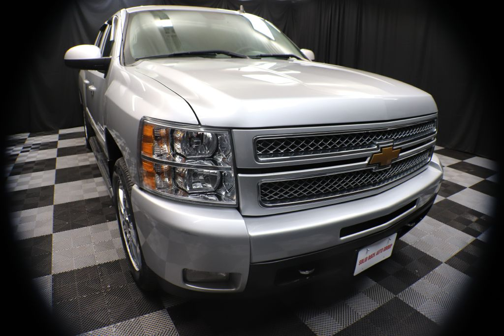 2013 CHEVROLET SILVERADO 1500 LTZ for sale at Solid Rock Auto Group