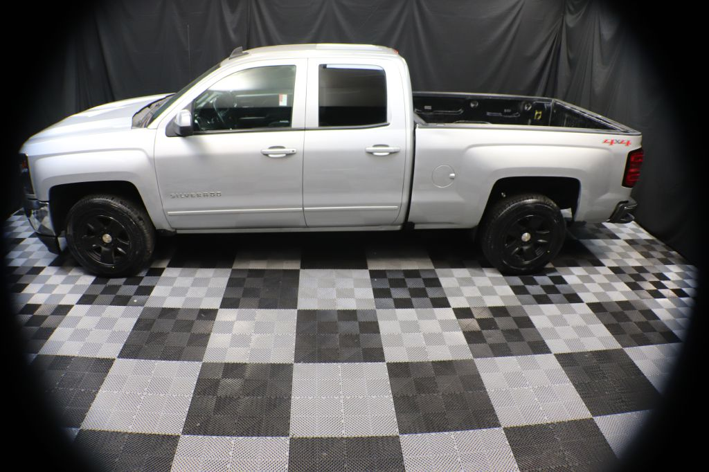 2016 CHEVROLET SILVERADO 1500 LT for sale at Solid Rock Auto Group