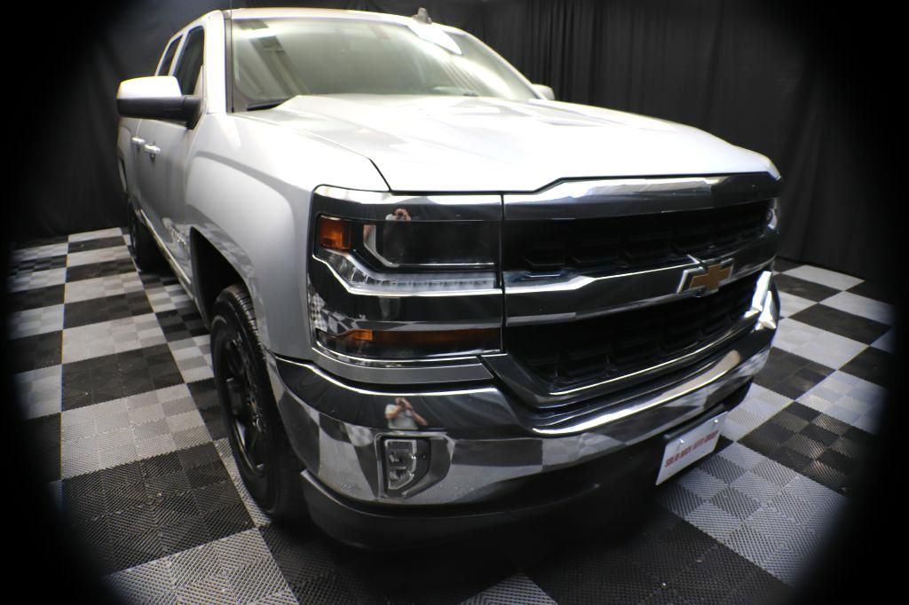 2016 CHEVROLET SILVERADO 1500 for sale at Solid Rock Auto Group