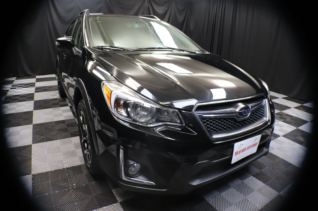 2017 SUBARU CROSSTREK for sale at Solid Rock Auto Group