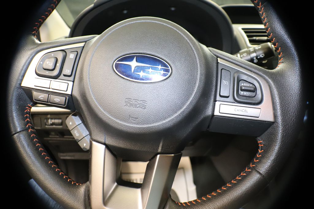 2017 SUBARU CROSSTREK LIMITED for sale at Solid Rock Auto Group