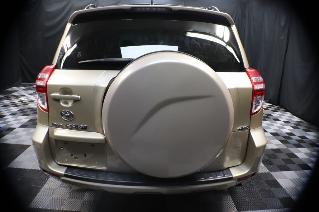2009 TOYOTA RAV4  for sale at Solid Rock Auto Group