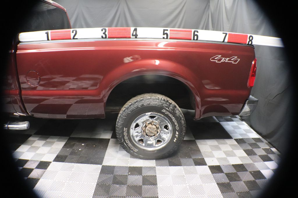 2009 FORD F250 SUPER DUTY for sale at Solid Rock Auto Group