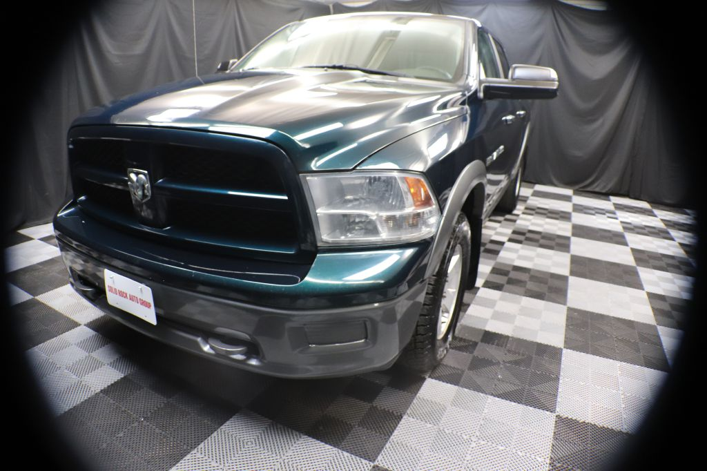 2011 DODGE RAM 1500  for sale at Solid Rock Auto Group