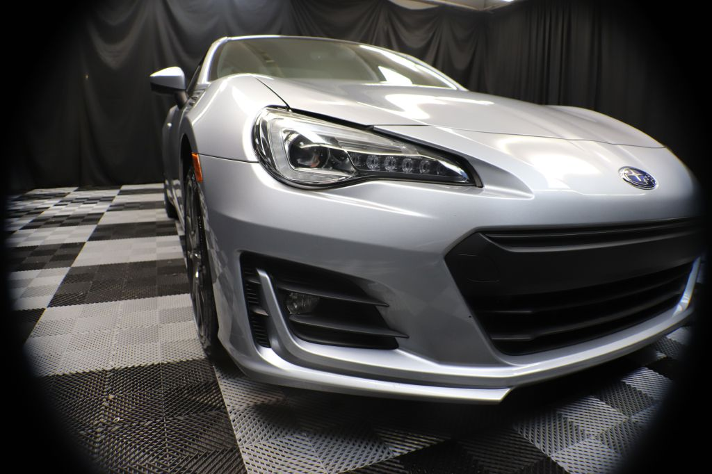 2017 SUBARU BRZ for sale at Solid Rock Auto Group