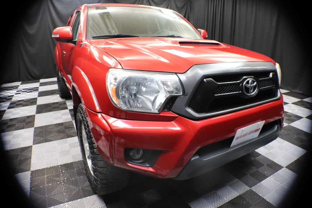 2013 TOYOTA TACOMA for sale at Solid Rock Auto Group