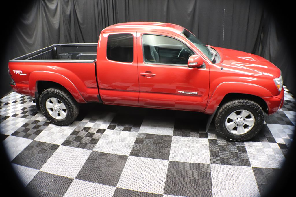 2013 TOYOTA TACOMA ACCESS CAB TRD SPORT for sale at Solid Rock Auto Group