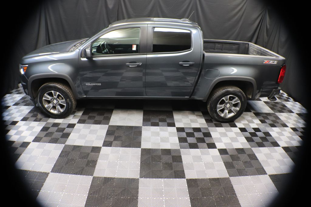 2015 CHEVROLET COLORADO Z71 for sale at Solid Rock Auto Group