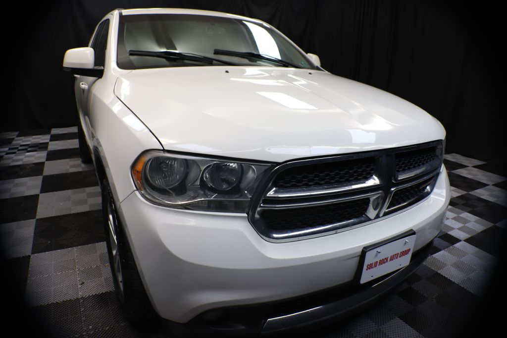2012 DODGE DURANGO for sale at Solid Rock Auto Group