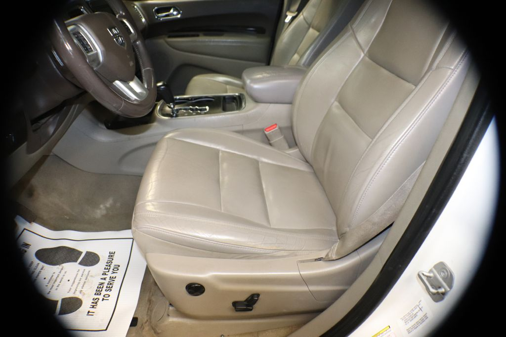 2012 DODGE DURANGO CREW for sale at Solid Rock Auto Group
