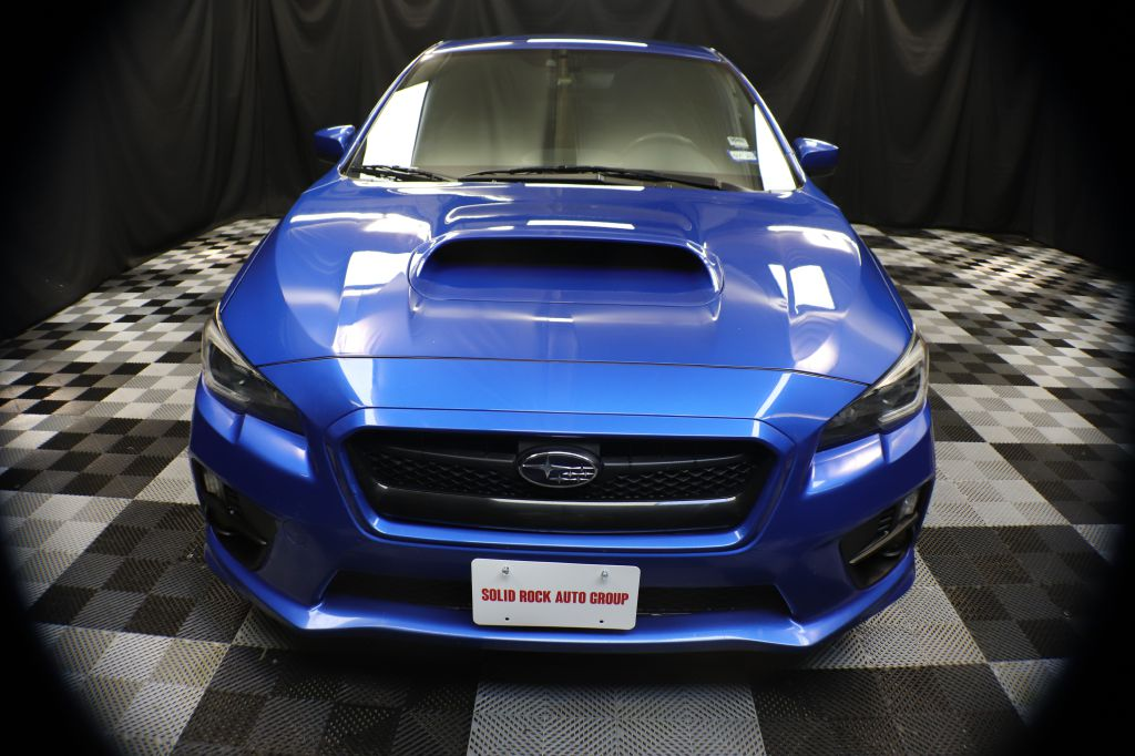 2017 SUBARU WRX  for sale at Solid Rock Auto Group