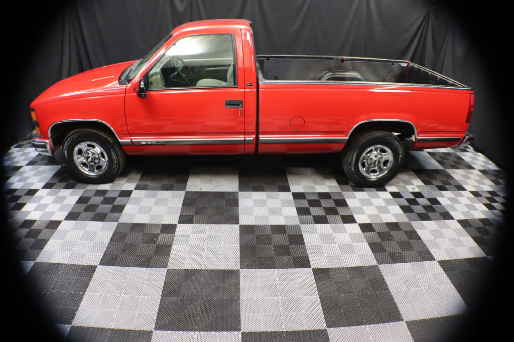 1998 CHEVROLET CK2500 C2500 for sale at Solid Rock Auto Group