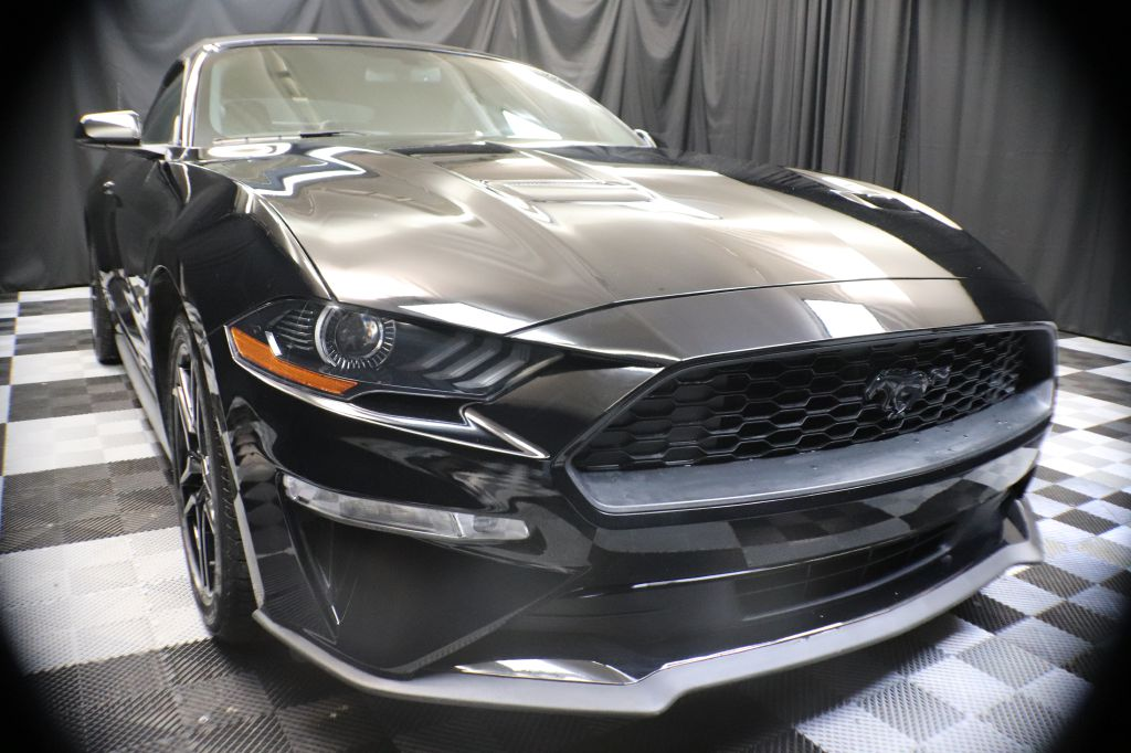 2020 FORD MUSTANG for sale at Solid Rock Auto Group