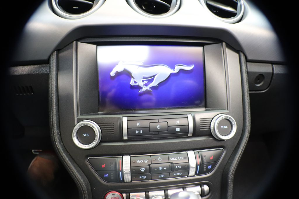 2020 FORD MUSTANG CONVERTIBLE for sale at Solid Rock Auto Group