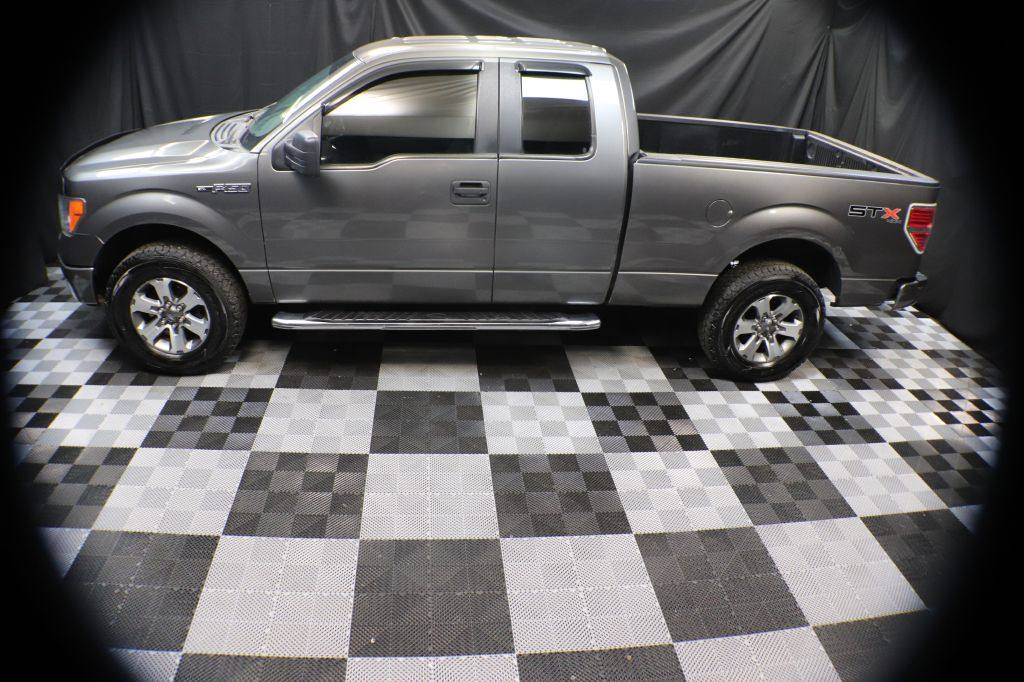 2013 FORD F150 SUPER CAB for sale at Solid Rock Auto Group