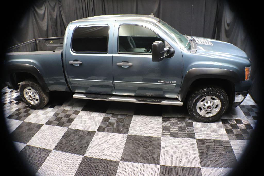 2012 GMC SIERRA 2500 SLE for sale at Solid Rock Auto Group