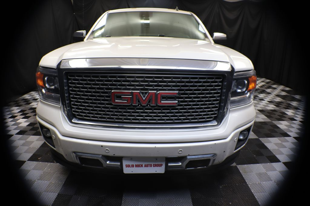 2014 GMC SIERRA 1500 DENALI for sale at Solid Rock Auto Group