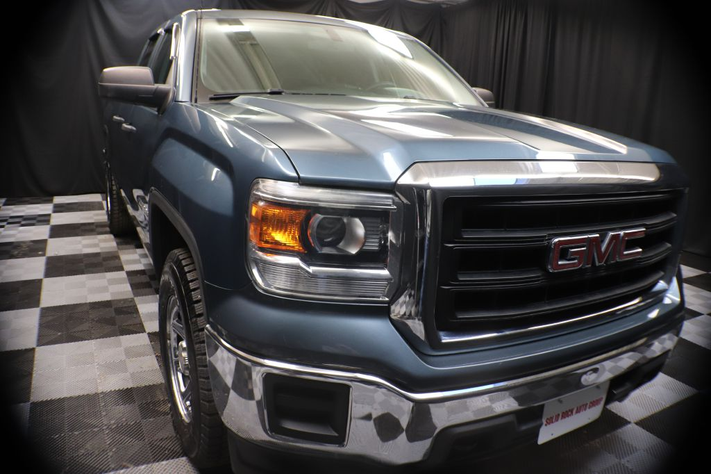 2014 GMC SIERRA for sale at Solid Rock Auto Group