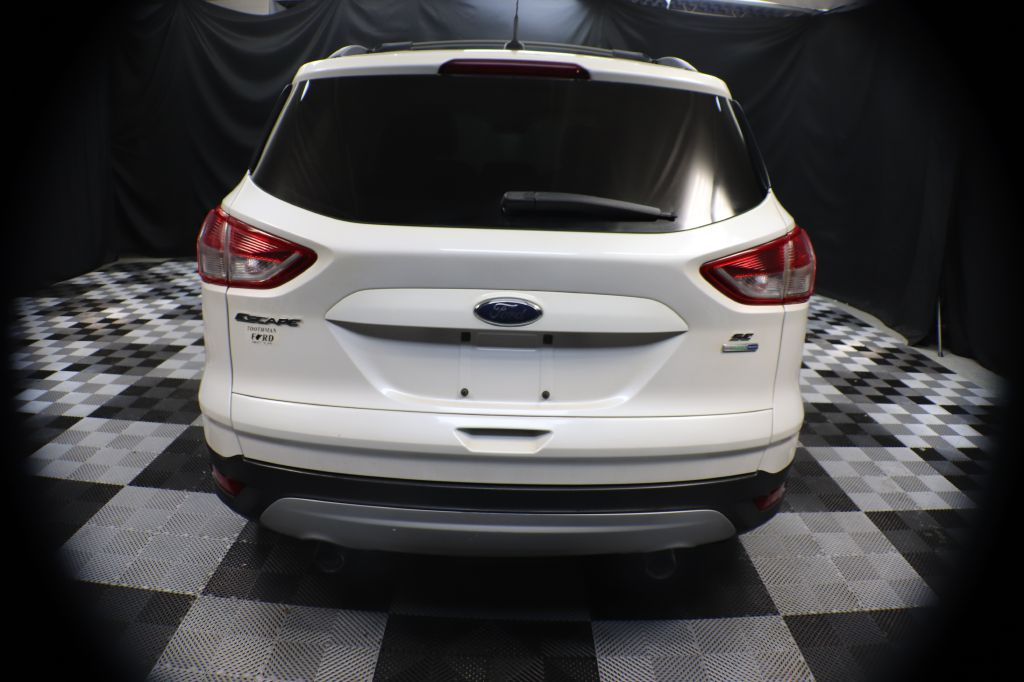 2013 FORD ESCAPE SE for sale at Solid Rock Auto Group