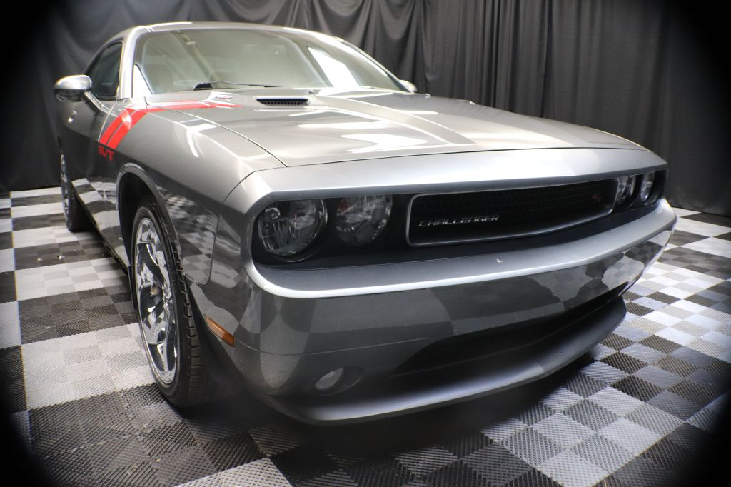 2012 DODGE CHALLENGER R/T for sale at Solid Rock Auto Group