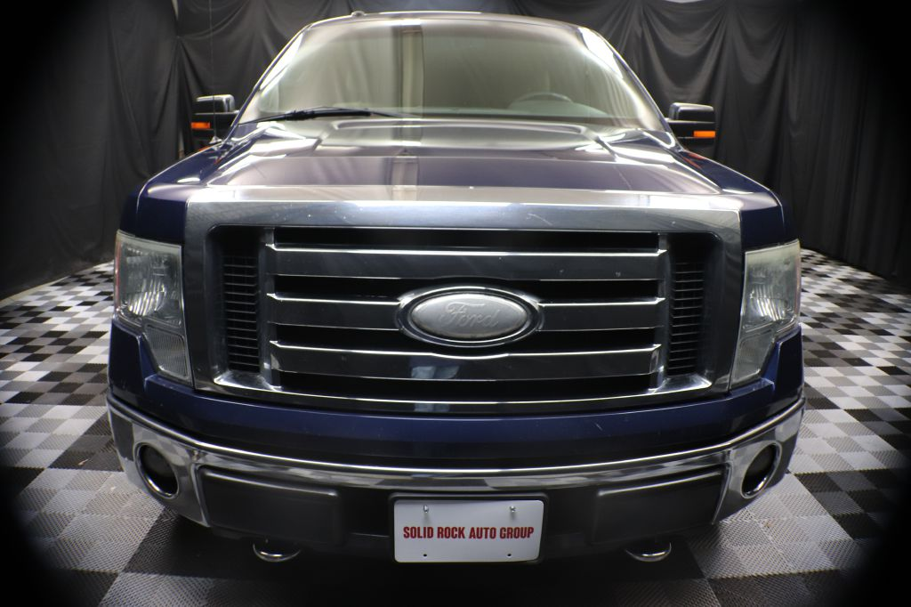 2009 FORD F150 SUPERCREW for sale at Solid Rock Auto Group
