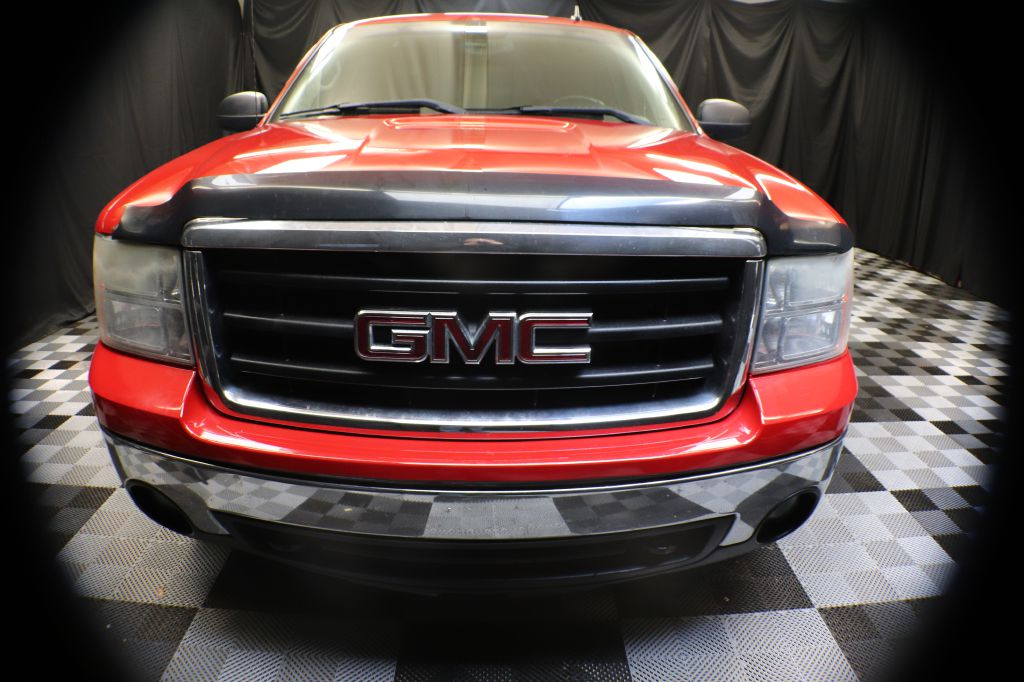 2007 GMC NEW SIERRA 1500 for sale at Solid Rock Auto Group