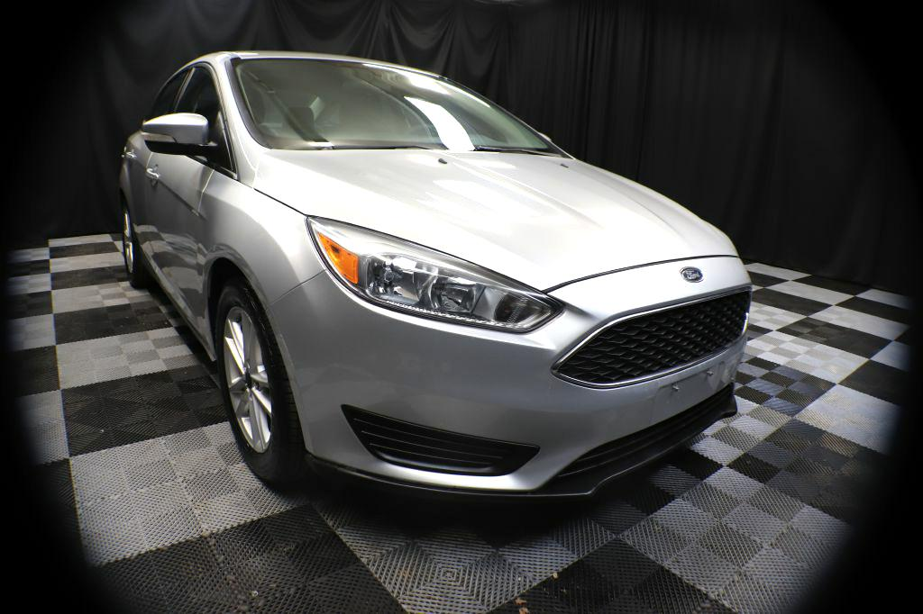 2016 FORD FOCUS for sale at Solid Rock Auto Group