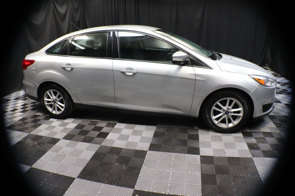 2016 FORD FOCUS SE for sale at Solid Rock Auto Group