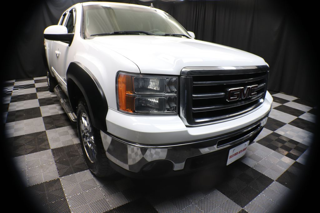 2012 GMC SIERRA for sale at Solid Rock Auto Group